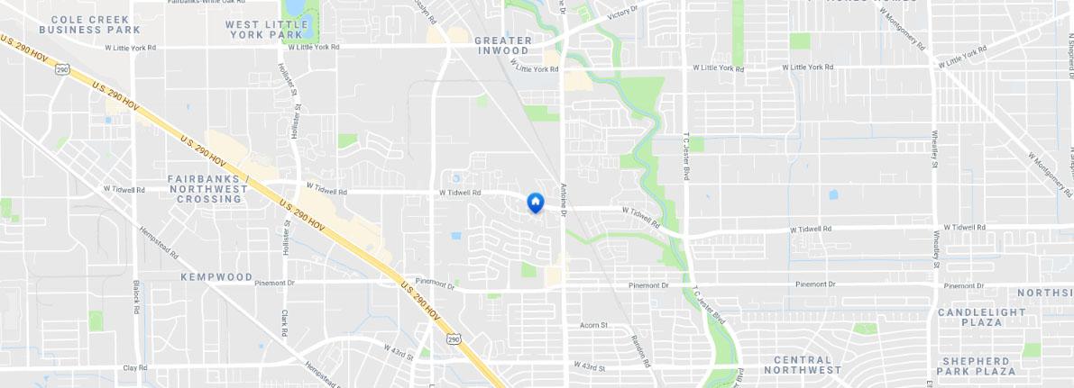 map 6319 hamman street